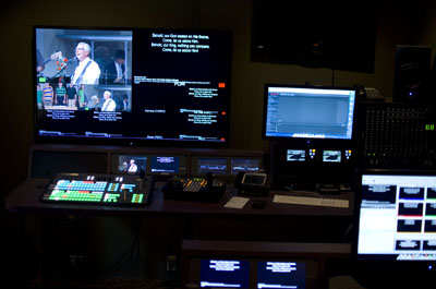 Bethlehem Baptist Church N Campus Video Suite