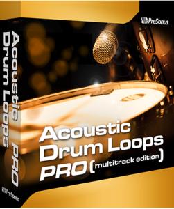 PreSonus Drum Loops 2