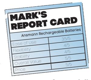 December reviews- review batteries