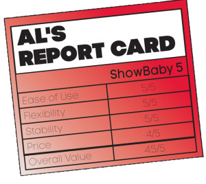 October 2014-showbaby report