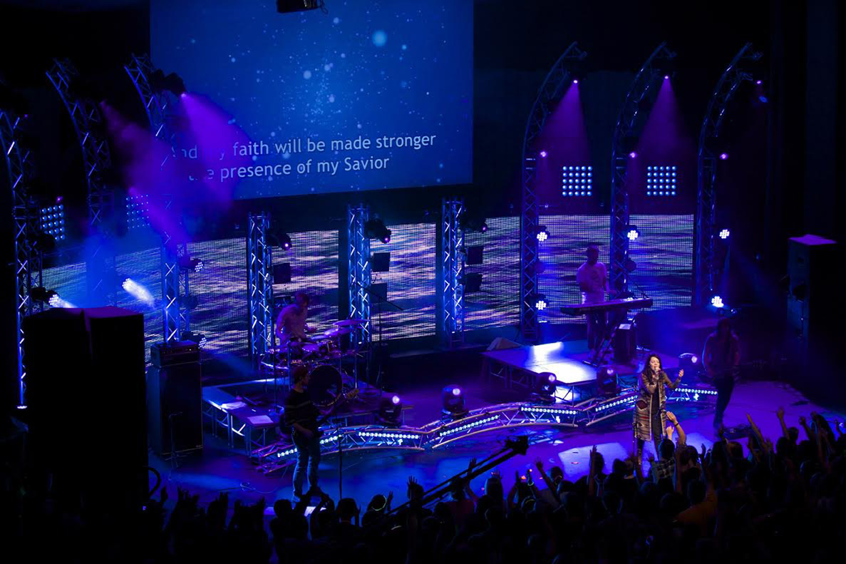 Before Purchasing an LED Wall… | Technologies for Worship