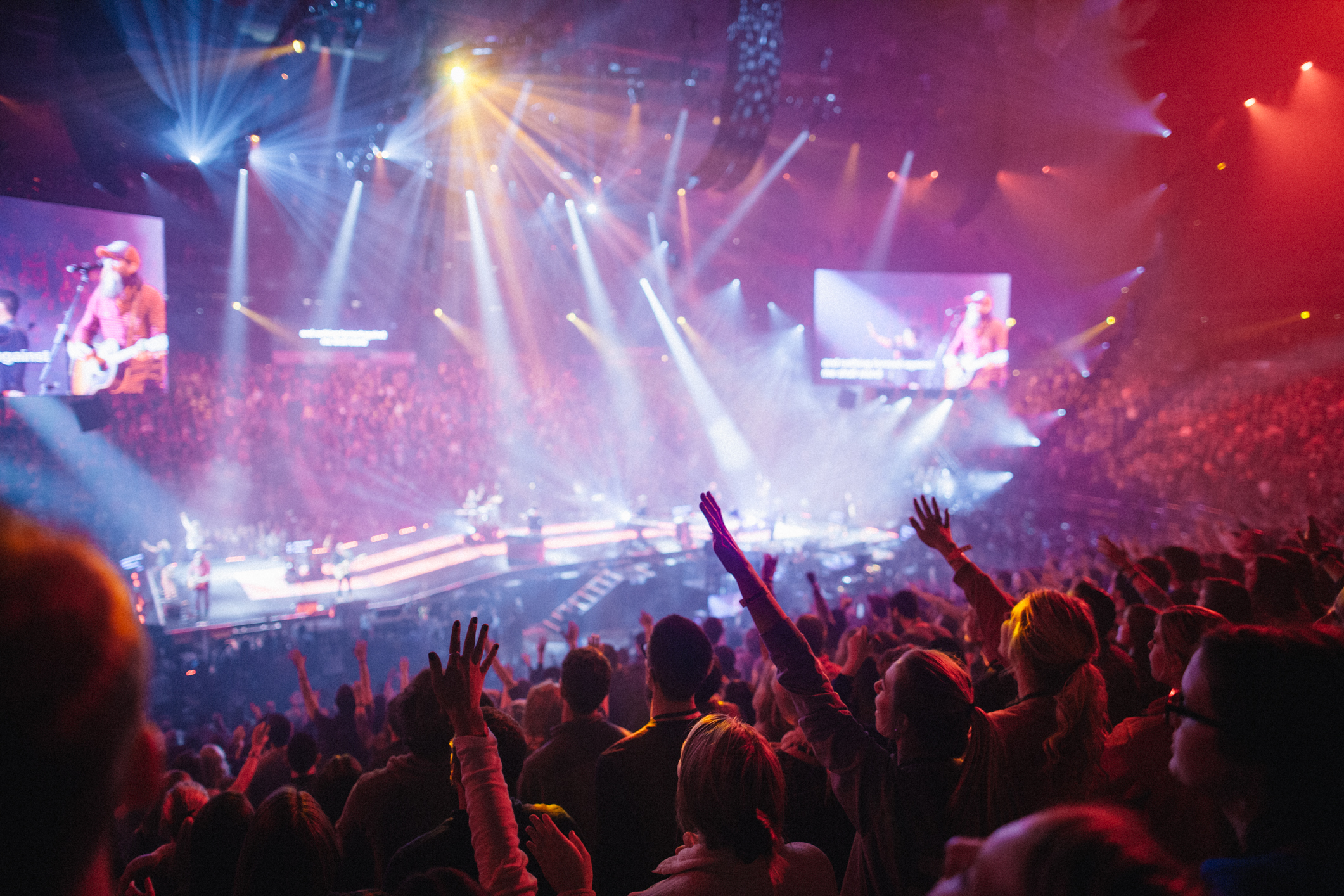 Renewed Vision Graces Passion 2015 | Technologies for
