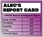 Alecs report LUMINEX