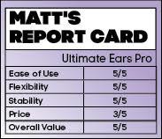 Matts report