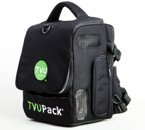 TVUPack TM8200 mobile uplink backpack transmitter
