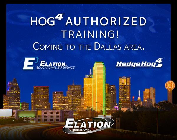 ElationHogtraining