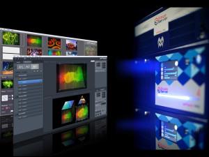 ArKaos MediaMaster software and servers